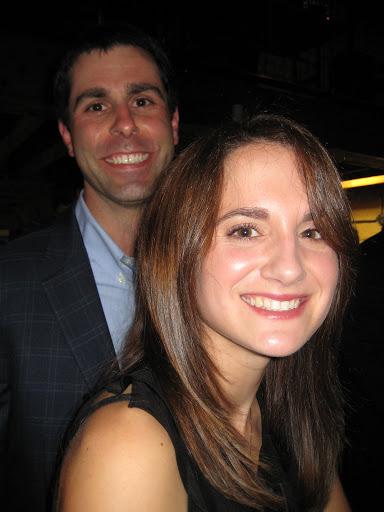 End of Year Bash .. Megan and Brian!