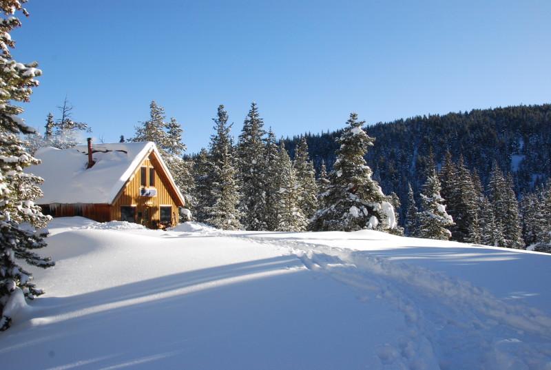 10th Mountain Division Hut Trip