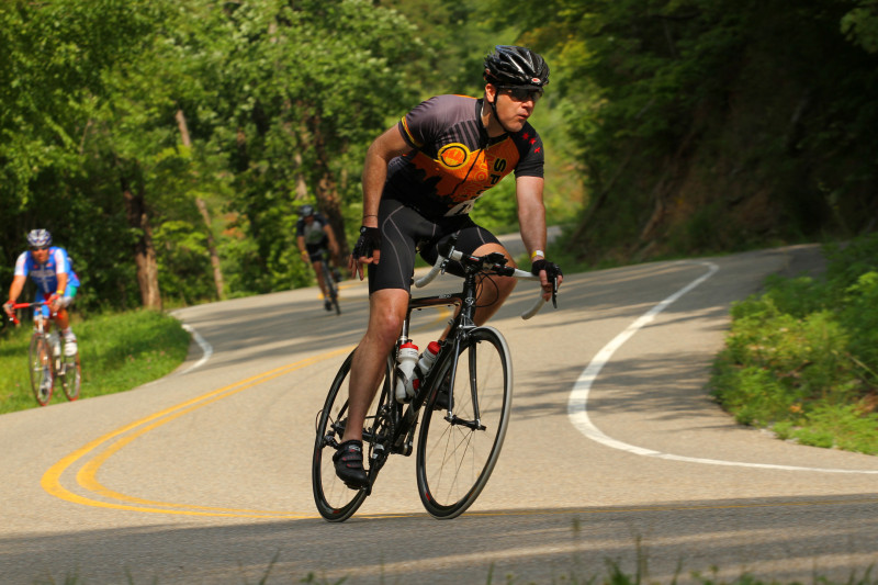 Representing SMC in Tennessee, Cherohala Challenge 2012 – one of my favorite rides