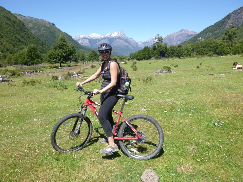 Mountain Biking in Patagonia